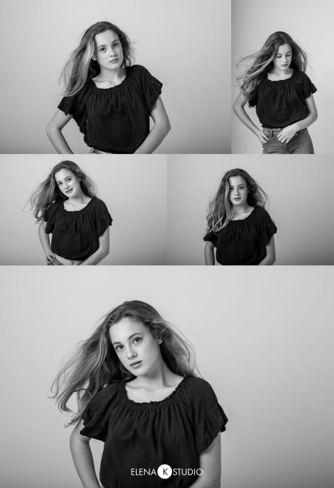 elena k studio book ragazze Milano