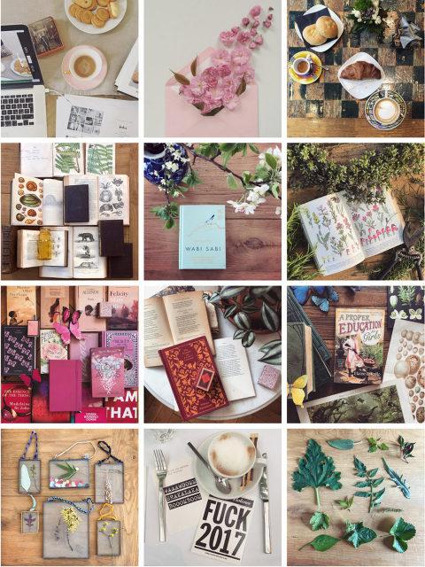 foto instagram prodotti e flatlay